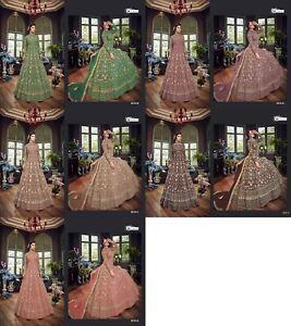 Bollywood-Dress-Designer-Wear-Net-Anarkali-Suit-Indian-Pakistani-Salwar-Kameez