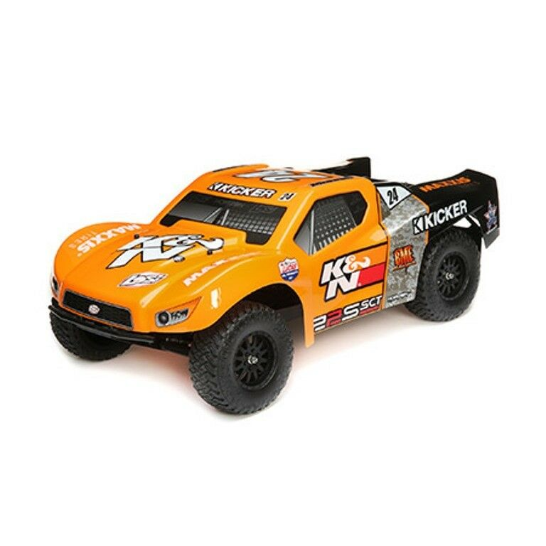 Losi 22S K&N SCT Brushless Ready to Run, AVC  1 10 2WD LOS03013T2
