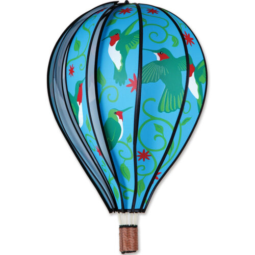 "22/"" Hot Air Balloon Wind Spinner by Premier Design"