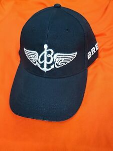 Image is loading Breitling-Baseball-Cap-Authentic-Brand-New 1df12ba00ab