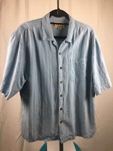 9746c8292 Jamaica Jaxx Men's Hawaiian Camp Shirt Short Sleeve Button Down 100 ...