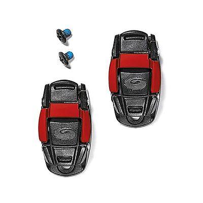 SIDI Spare parts: Caliper buckle fastener set RED