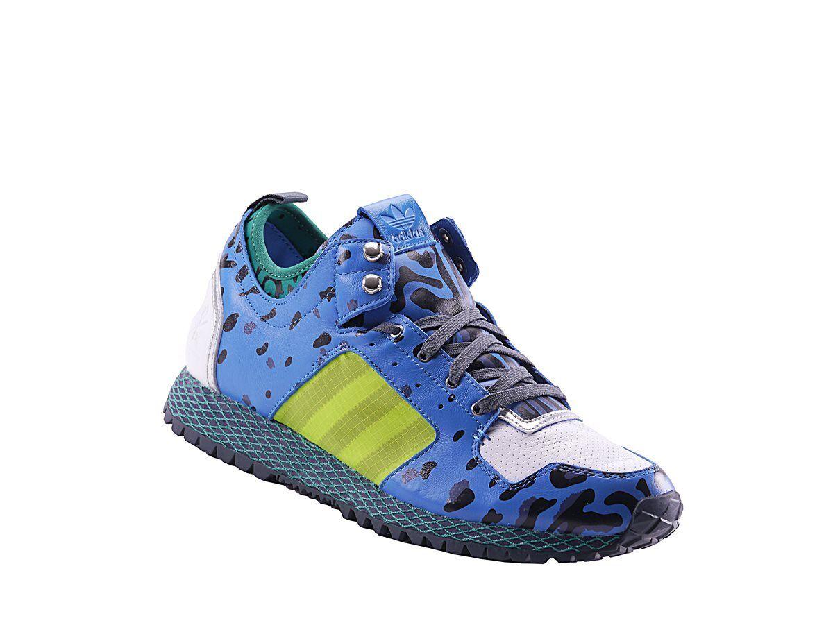 Adidas New York Run X Opening Ceremony Sneakers Trainers Blau alle Größen