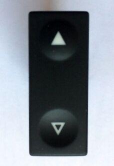 2005-2008 Vauxhall vectra c avant//arrière vitres électriques interrupteur 24436379 neuf