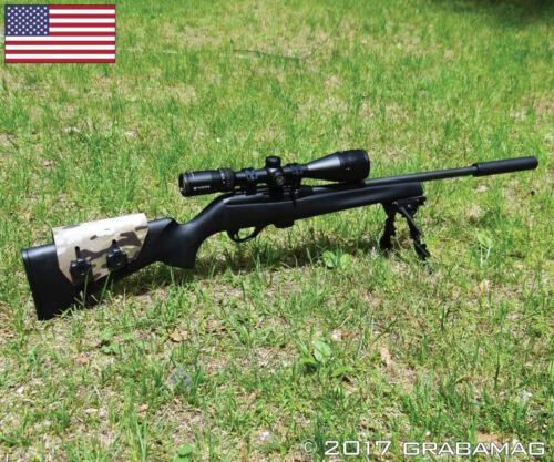 Razor Rest Premium Adjustable Camo Rifle Stock Cheek Riser Multicam Cheek Rest