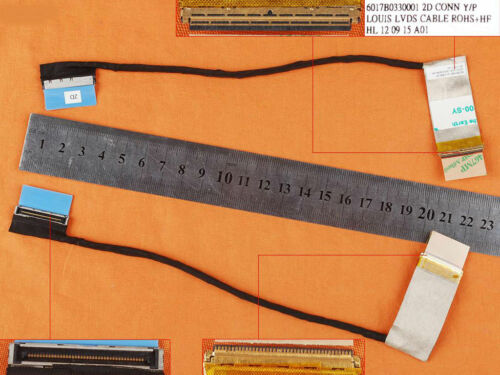 HP Envy Touchsmart 17-3000 LCD LED Video Screen Cable 6017B0330001