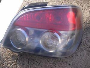Image Is Loading 2006 Subaru Impreza Wrx Sti Rear Tail Light