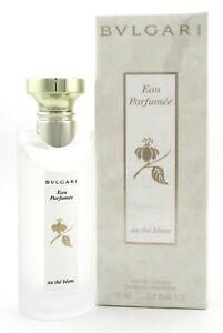 Bvlgari-Eau-Parfumee-Au-The-Blanc-Perfume-2-5-oz-Eau-de-Cologne-Unisex-New-Box