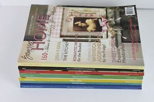 Somerset-Magazines-Lot-of-7-Home-Holidays-Life-Apprentice-Memories-GreenCraft