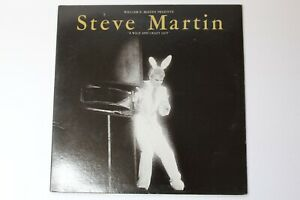 Steve Martin A Wild And Crazy Guy LP Record - Comedy - Warner Bros.