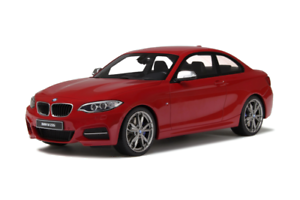 GT Spirit GT039 BMW M235I Red Resin Model 1 1 1 18 Scale NEW Boxed c7fd2b
