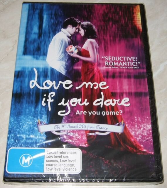 Love Me If You Dare (DVD, 2015) new, sealed