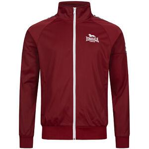 Lonsdale Men Track Jacket Calshot