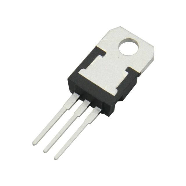 2x LF33CV Voltage stabiliser LDO, fixed 3.3V 0.5A THT TO220 0.510.6mm