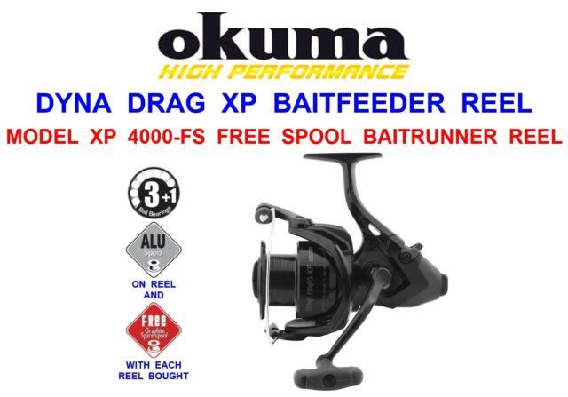 Okuma Dynadrag XP Baitfeeder DAXP-6000 3+1bb