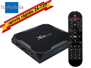 X96MAX-TV-BOX-Android-8-1-Quad-Core-4K-2-4G-WIFI-Amlogic-S905X2-4GB-64G-Netflix