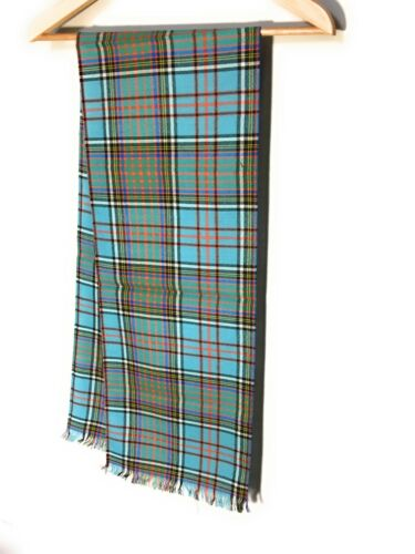 Tartan Scarf in Fine Wool