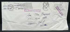 Ace-Tire-Company-USA-Received-in-Bad-Condition-Damaged-post-Letter-Lot-6130