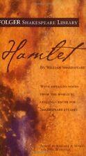 Folger Shakespeare Library: Hamlet by William Shakespeare (2003, Paperback)