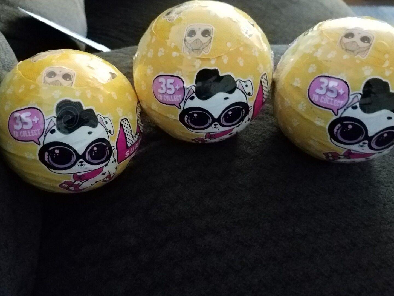 Lol sorpresa Mascotas Series 3 Wave 2 nuevo 10 bolas