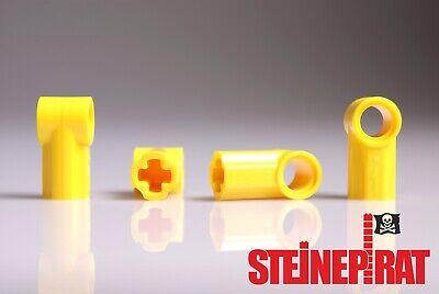 Lego 10 x Technic Verbinder Achse Pin Kreuzachse Nr 1  32013  schwarz