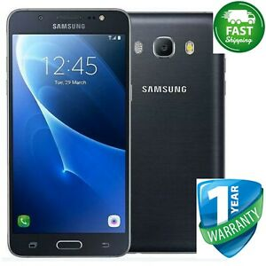 Samsung-Galaxy-J5-2016-16GB-Negro-Desbloqueado-Telefono-inteligente-Garantia-de-12-meses
