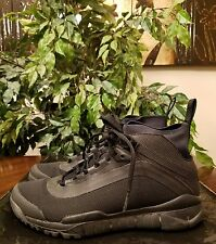 NIKE MEN'S SFB MID TRAINER BLACK MILITARY TACTICAL BOOTS 344929 090 SIZE 7
