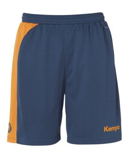 Kinder blau-grün//orange Kempa PEAK Hose