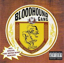 THE BLOODHOUND GANG : ONE FIERCE BEER COASTER / CD - TOP-ZUSTAND