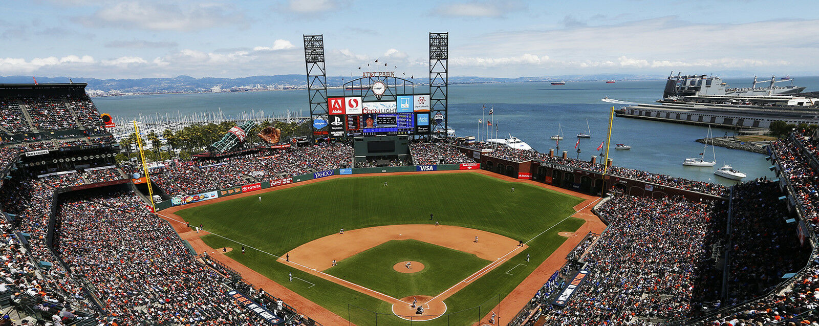 Oakland Athletics at San Francisco Giants Tickets (Exhibition)