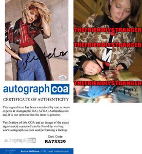 LEA-SEYDOUX-signed-Autographed-8X10-PHOTO-E-PROOF-SPECTRE-HOT-Sexy-ACOA-COA