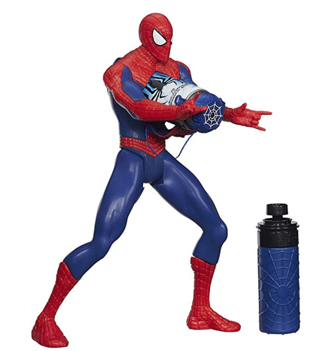 Marvel The Amazing Spider-Man 2 Web-Slinging 2-in-1 Figure