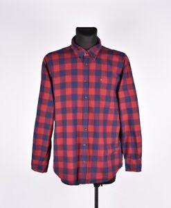 Tommy-Hilfiger-a-Medida-Hombre-Camisa-Talla-2XL
