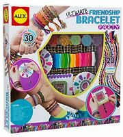 Diy Friendship Bracelet Party, Kids Jewelry Maker Girls Accessories Toys