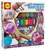 Diy Friendship Bracelet Party, Kids Jewelry Maker Girls Accessories Toys