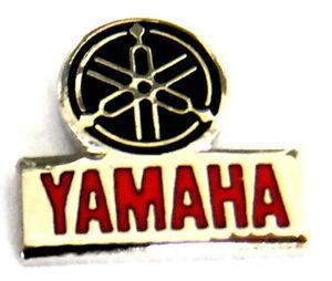 Das Bild Wird Geladen MOTORRAD Pin Pins YAMAHA 034 STIMMGABEL LOGO