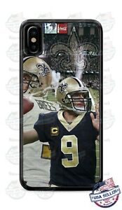 New-Orleans-Saints-Football-Drew-Brees-Phone-Case-For-iPhone-Samsung-LG-Google