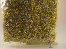 HEKI 1556 Flor Belaubungsvlies herbstlich gelb 28 X 14cm NEU