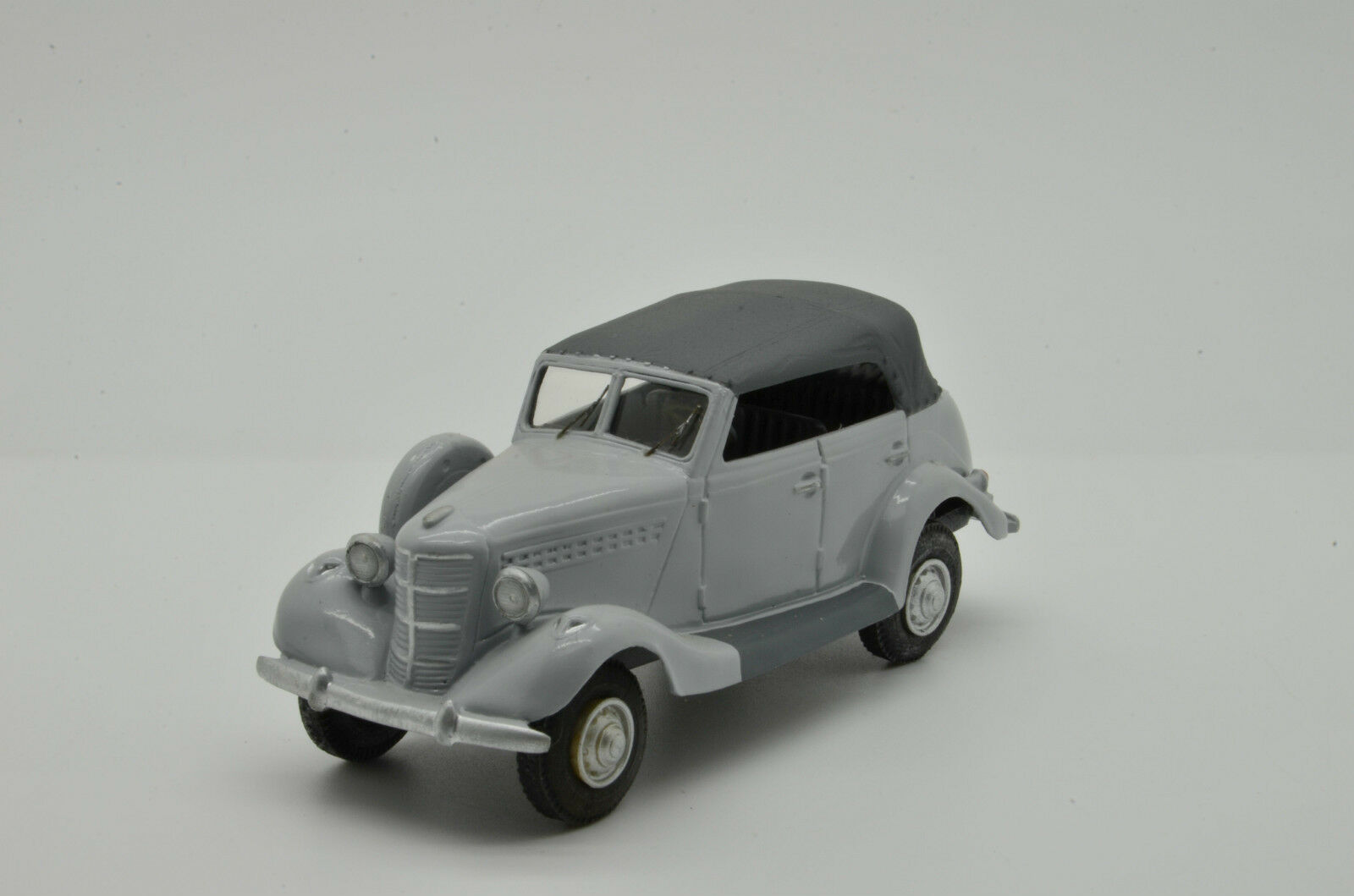MEGA RARE    GAZ 11-40 1940 Vector Models Hand Made 1 43