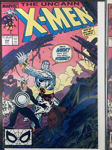 Uncanny X-Men #248 Marvel Comics 1st Jim Lee art on X-Men