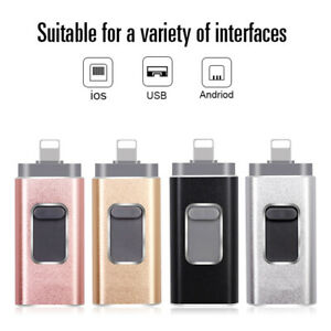 3-in-1-8-128G-USB-Flash-Memory-Pen-Drive-U-Disk-Storage-For-Android-IOS-PC-Phone