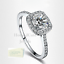 Genuine-Swarovski-Crystal-18k-White-Gold-Plated-Ring-Size-5-6-7-8-9-K-M-N-P-Q-S thumbnail 5