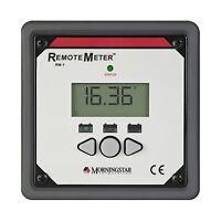 Morningstar Remote Meter For Sunsaver Duo Mppt Controllers / Suresine Inverters