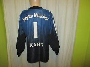 Details zu FC Bayern München Adidas Torwart Trikot 0203