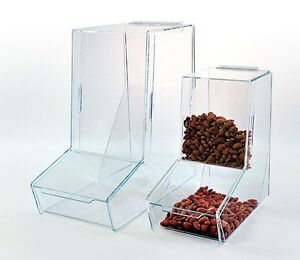 swinging people feeder nut candy dispenser