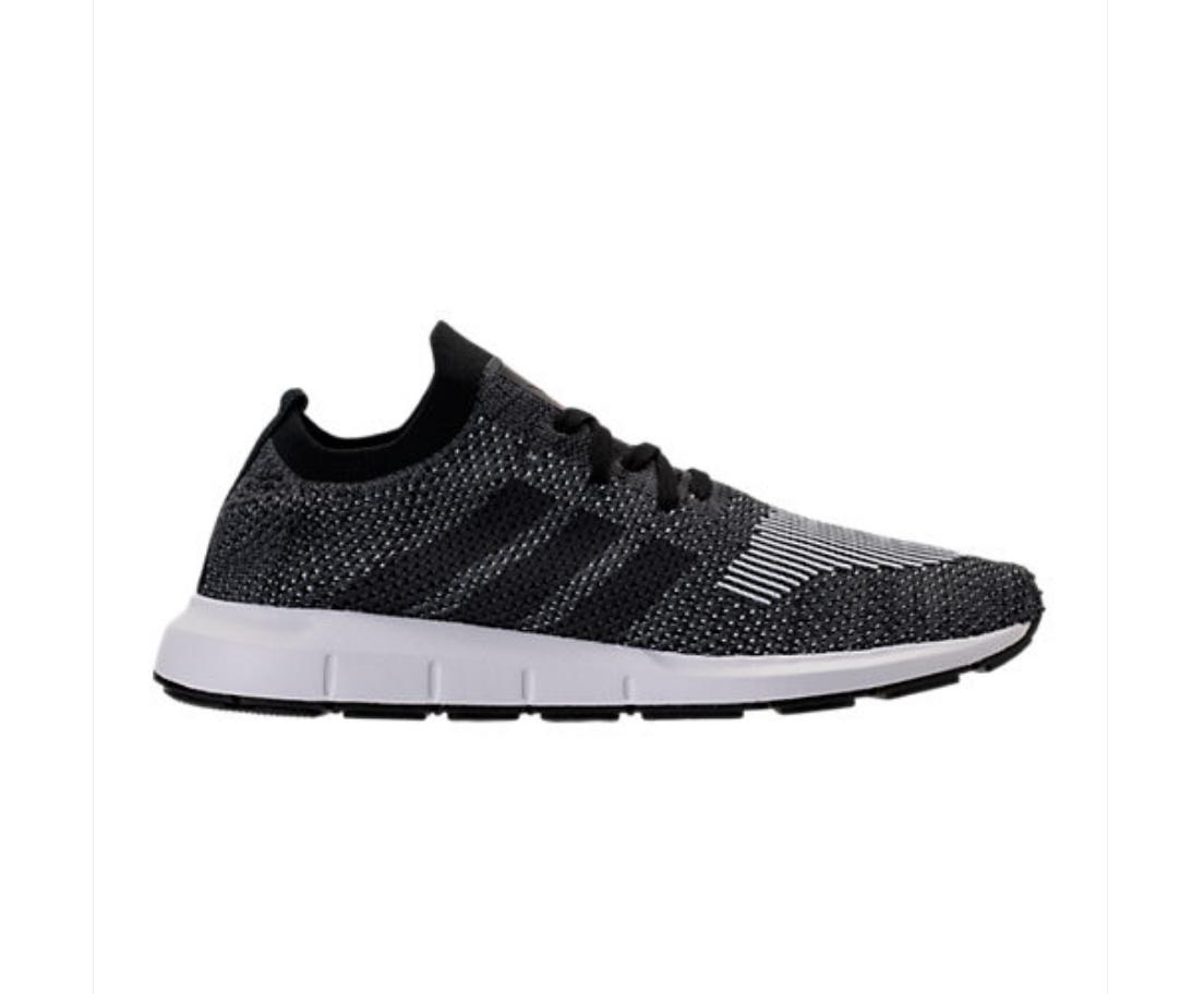 New Homme adidas Swift Run Run Run Primeknit CQ2889 PK Noir Gris Running Chaussures   f1 45a3ee