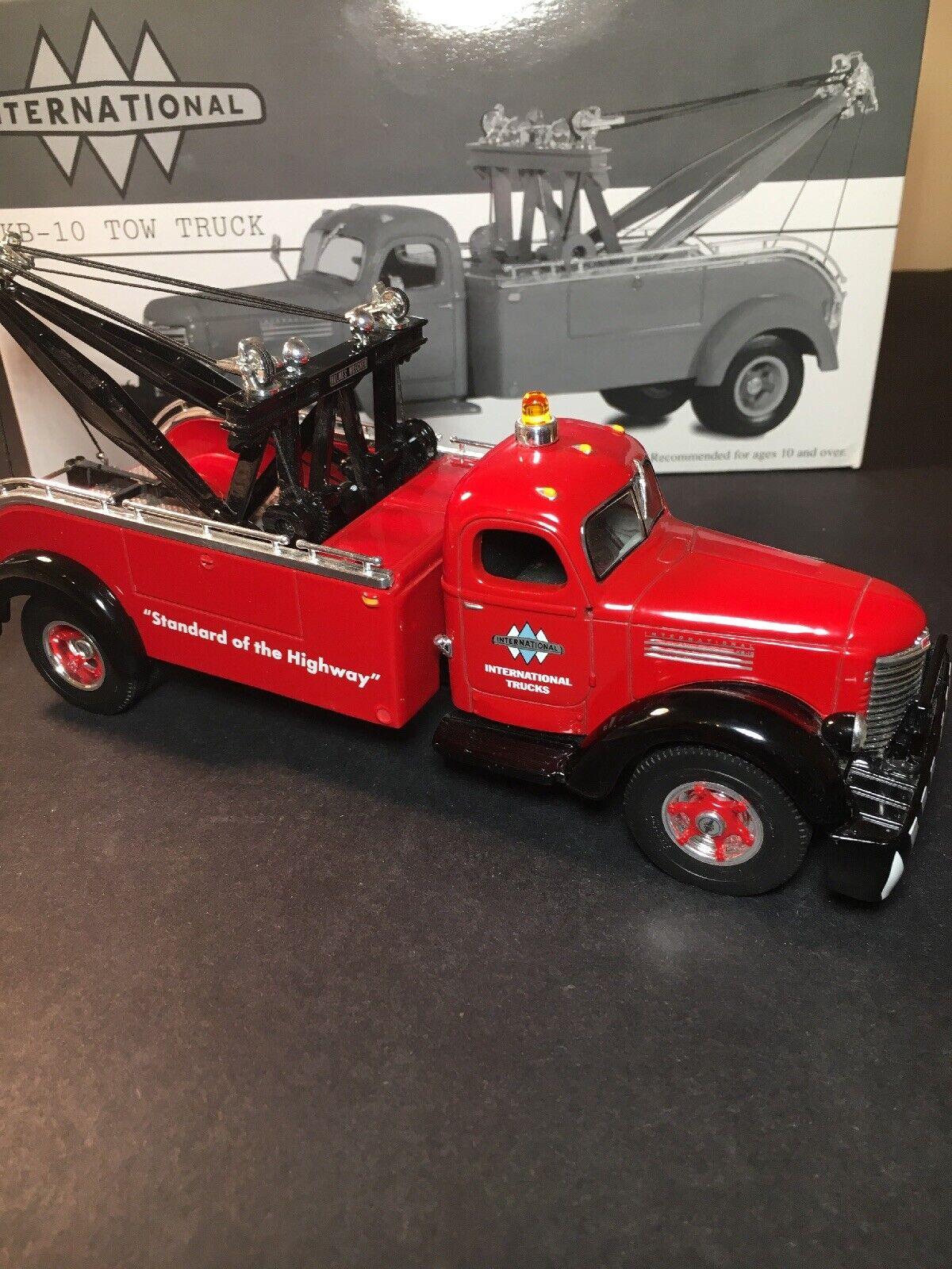 First Gear 1 34 internacional KB-10 Remolque Camión Menta en Caja Faltan Espejos