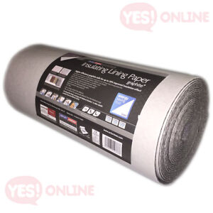 Insulating Lining Wallpaper Graphite Thermal Thick Quality Durable