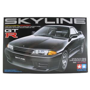 Tamiya Nissan Skyline Gt-r Model Set (échelle 1:35) Modèle De Voiture Kit 24090 Neuf-afficher Le Titre D'origine