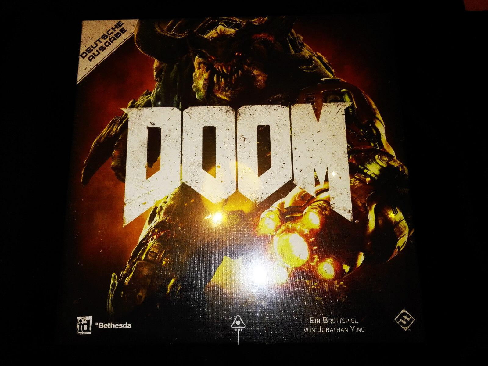 Doom - Deutsche Ausgabe - NEU - OVP